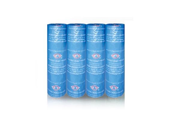 聚乙烯丙纶、涤纶高分子复合防水卷材